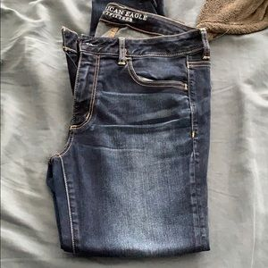 American Eagle size 12 jeans